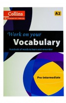 Work On Your Vocabulary