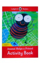 Anansi Helps A Friend