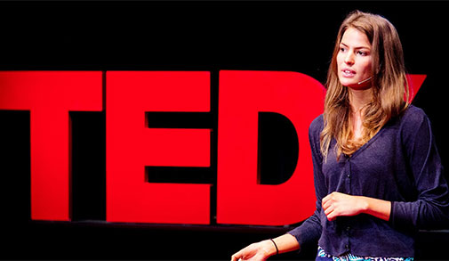 Teach your students to 'talk like TED'!